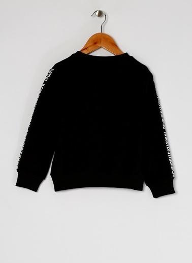 Funky Rocks Sweatshirt Siyah